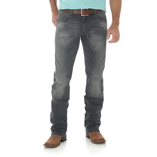 Wrangler Retro Slim Straight Jean Mens Slim Fit Jean