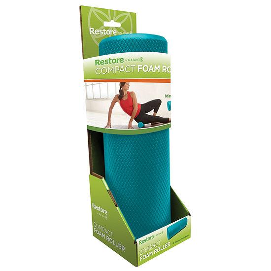 Gaiam Restore Compact Foam Roller