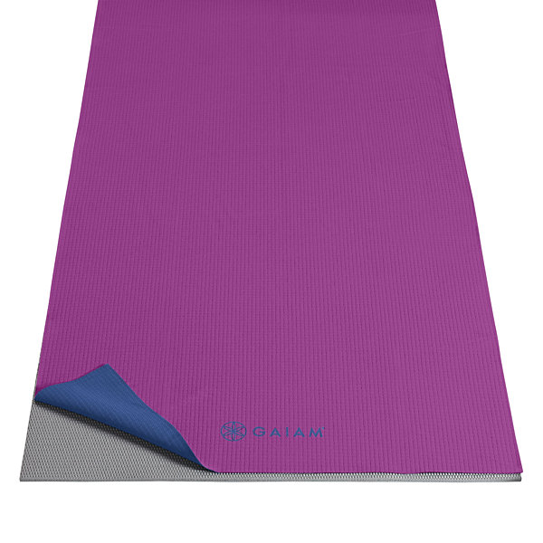Gaiam No Slip Yoga Towel