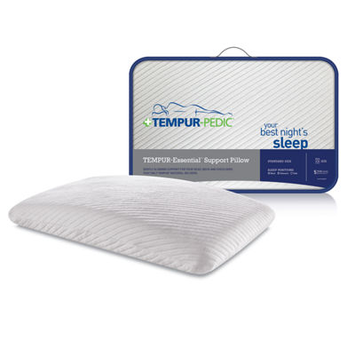 Tempur-Pedic Essential Support Pillow Memory Foam Pillow