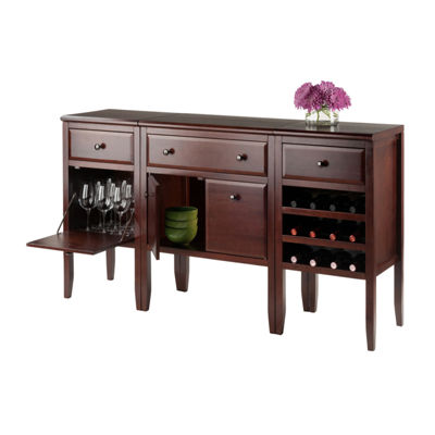 Winsome Orleans Modular Buffet with Drawer