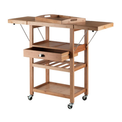 Winsome Barton Kitchen Cart