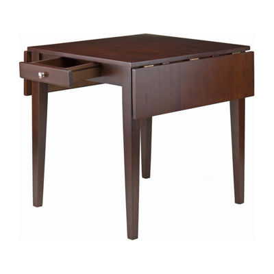 Winsome Hamilton Double Drop Leaf Dining Table