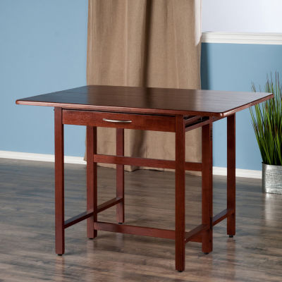 Winsome Taylor Drop Leaf Dining Table