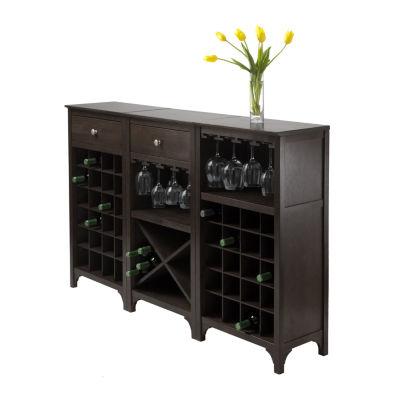 Ancona Wine Cabinet