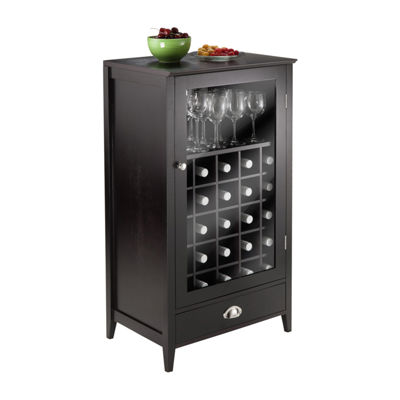 Bordeaux Wine Cabinet