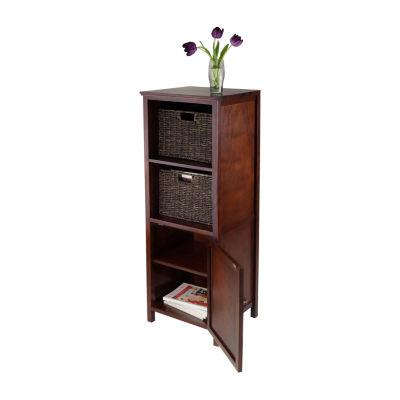 Brooke Wine Cabinet