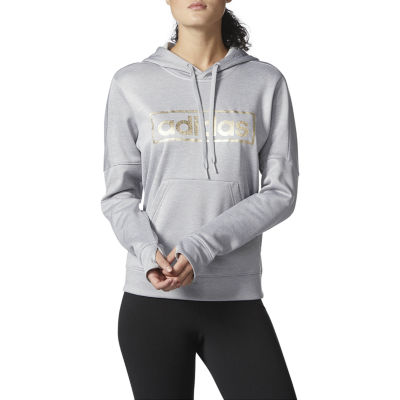 Adidas Metallic Graphic Hoodie