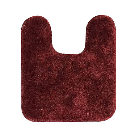 JCPenney Home Ultima Bath Rug Collection, One Size , Red