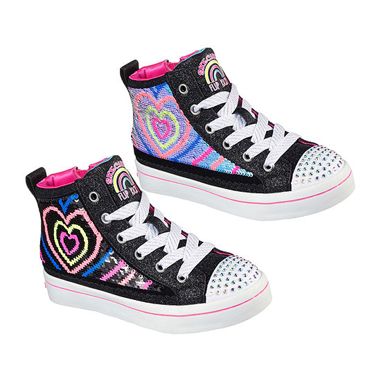 Skechers Twi-Lites 2.0 - Heartbeatz Little Kid/Big Kid Girls Sneakers