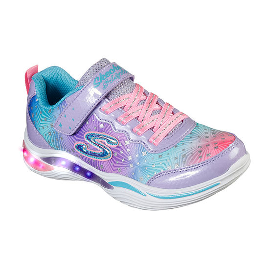 Skechers Power Petals - Painted Daisy Little Kid/Big Kid Girls Sneakers