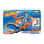 Hot Wheels Sky Crash Track