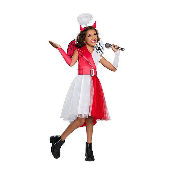 Child Diabla A Girls Costume