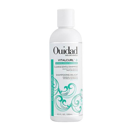 Ouidad Vitalcurl + Clear & Gentle Shampoo - 8.5 oz.