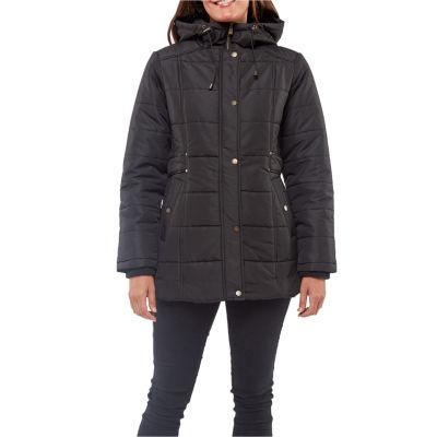 Details Hooded Heavyweight Puffer Jacket