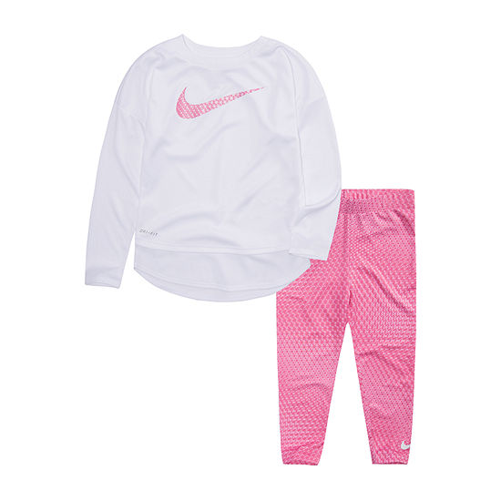 Nike Toddler Girls 2-pc. Legging Set