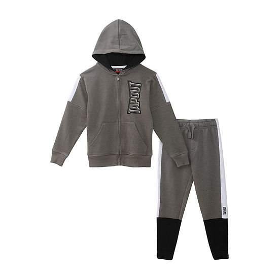 Tapout Little Boys 2-pc. Pant Set