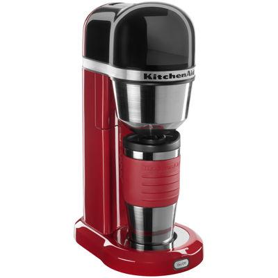 KitchenAid® Personal Coffee Maker with 18 oz Thermal Mug  KCM0402
