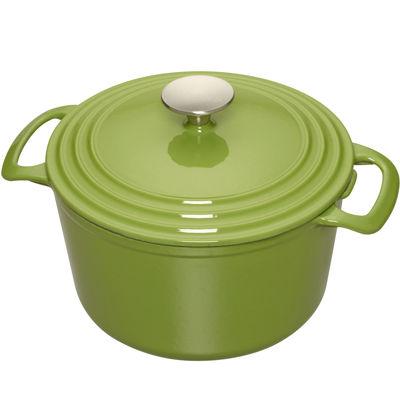 Cooks 7-qt. Enameled Cast Iron Dutch Oven