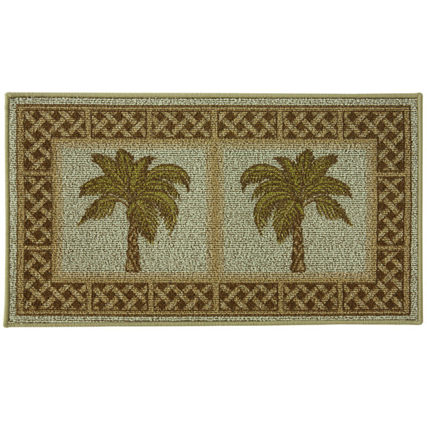 Bacova Rattan Rectangular Rug