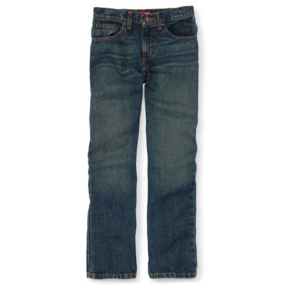 Arizona Original-Fit Jeans Boys 4-20, Slim & Husky
