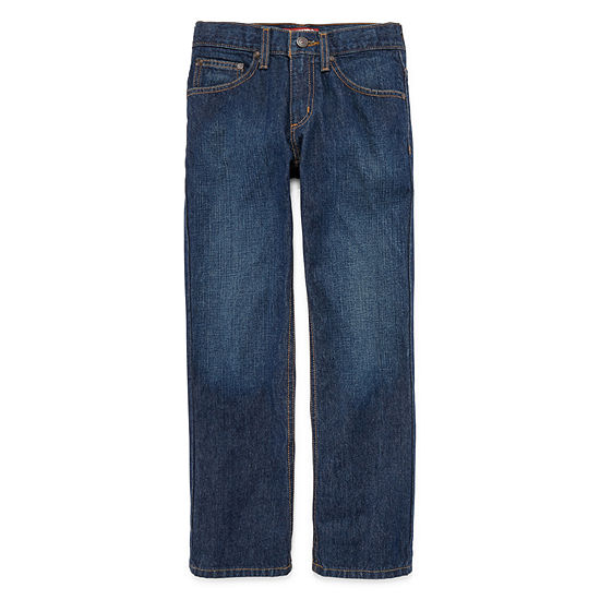 Arizona Boys Straight Leg Jean