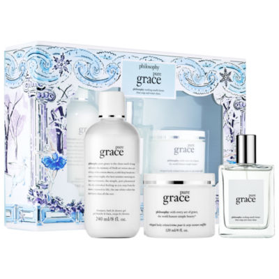 philosophy Pure Grace Gift Set