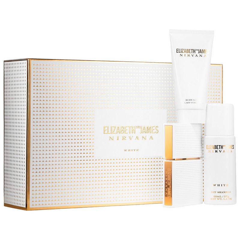 Elizabeth And James Nirvana White Gift Set – Womens – Perfume Sets – Perfumes