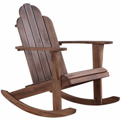 Adirondack Patio Rocking Chair