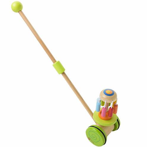 Push Rainbow-Baby Play