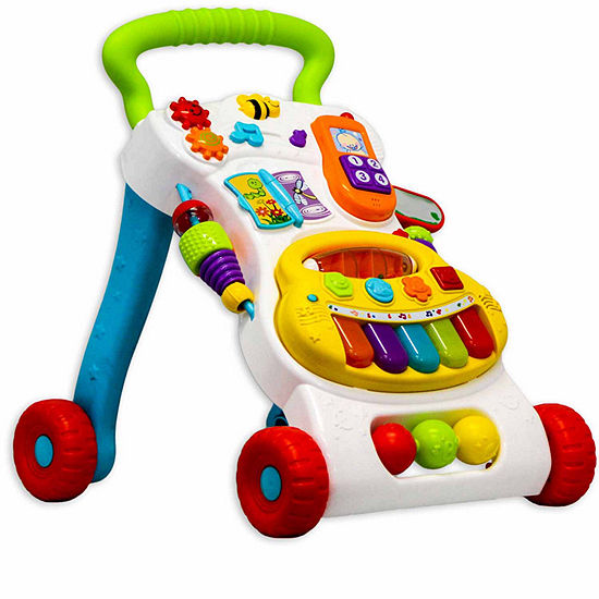 Grow With Me Musical Walker Baby Play