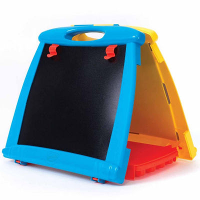 Grow'N Up Art-To-Go Table Kids Easel