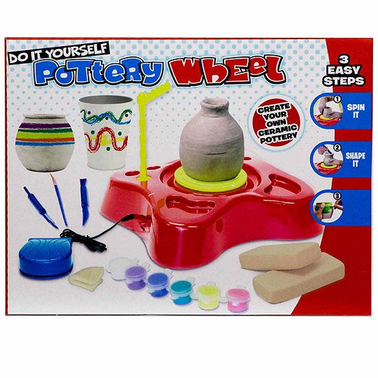 Gener8 Deluxe Kids Pottery Wheel