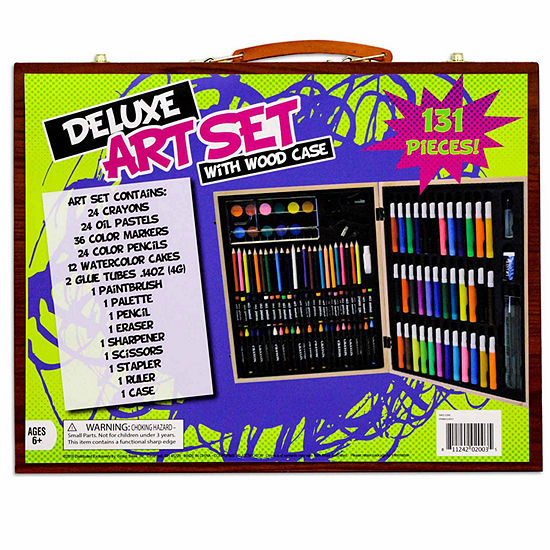 Gener8 Deluxe Kids Art Set