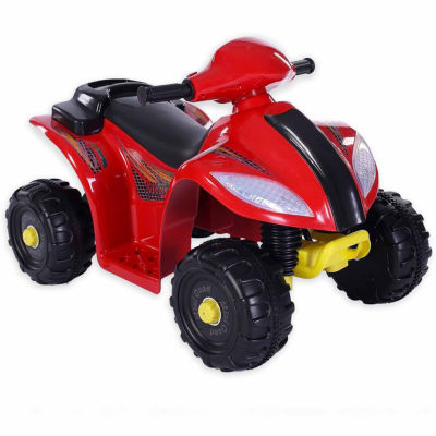 Mini Quad Red Ride-On Quad