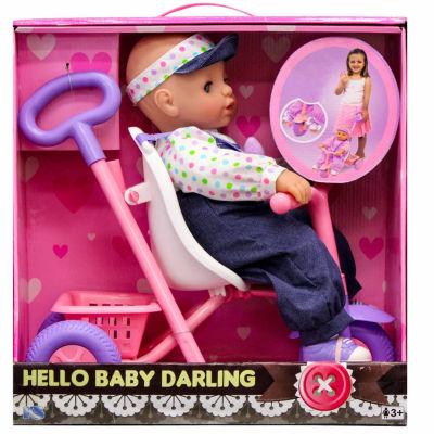 2-pc. Doll Accessory
