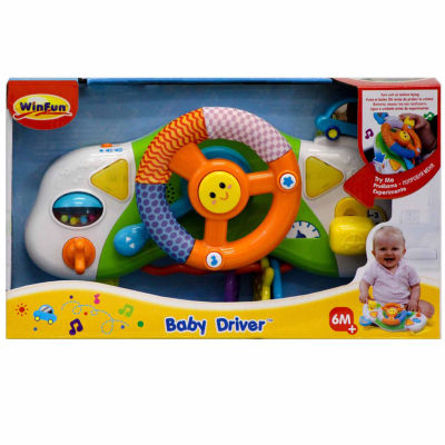 Baby Driver Strollercar Seat