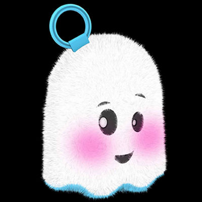 Kidz Delight Little Boo Plush