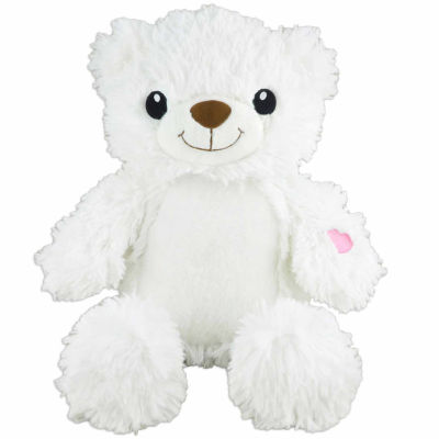"Winfun 12"" Light Up Bear Stuffed Animal"