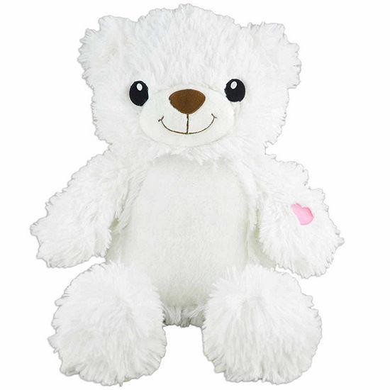"Winfun 12"" Light Up Bear Stuffed Animal"