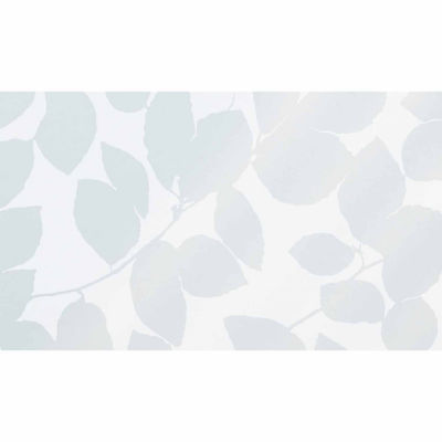 26in x 59in Leaf Static Window Film