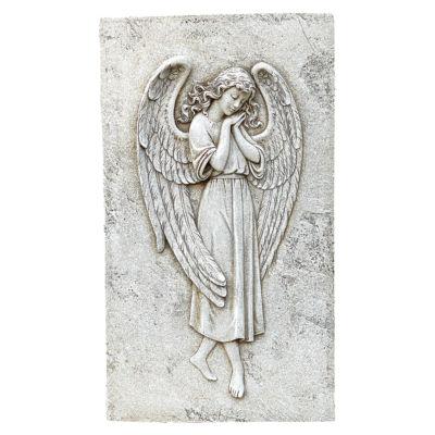 """16"""" Angel Relief  Outdoor Plaque"""