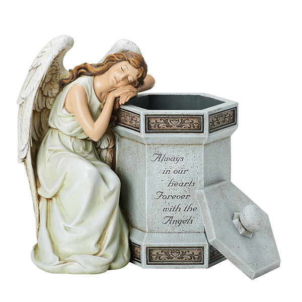 "11.75""  Angel Memorial Box"