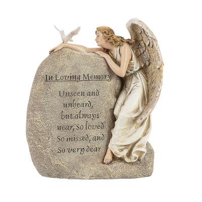 """11.25"""" Memorial Angel"""