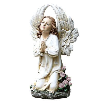 """16"""" Kneeling Angel Statue"""