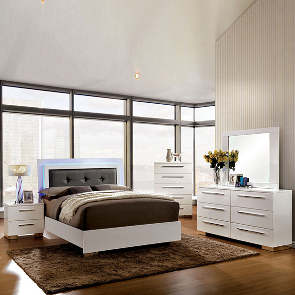 Isabella Modern 4-pc. Bedroom Set - JCPenney