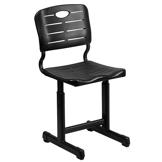 Adjustable Height Student Chair with Pedestal Frame - JCPenney