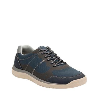 Clarks® Votta Edge Mens Casual Lace-Up Shoes