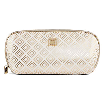Liz Claiborne® Pyramid Loaf Cosmetic Case