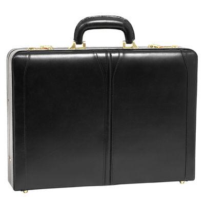 """McKleinUSA Lawson Leather 3.5"""" Attaché Briefcase"""
